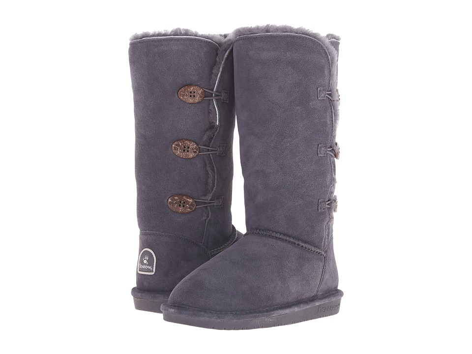 Bearpaw - Lauren (Charcoal) Women's Boots