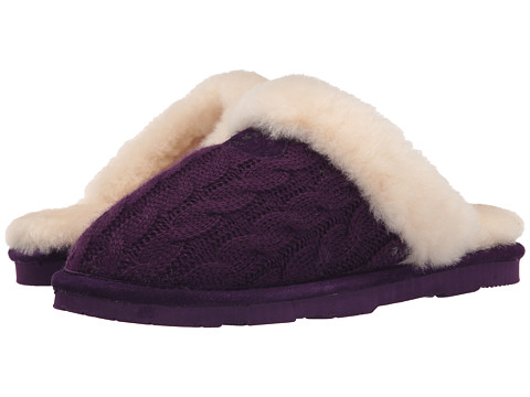 Bearpaw - Effie (Deep Purple) Women's Shoes