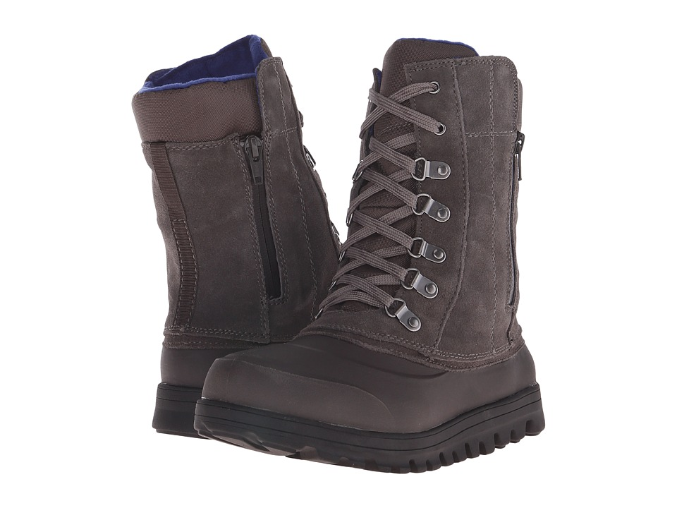 Bare Traps - Yasmen (Dark Grey) Women's Boots