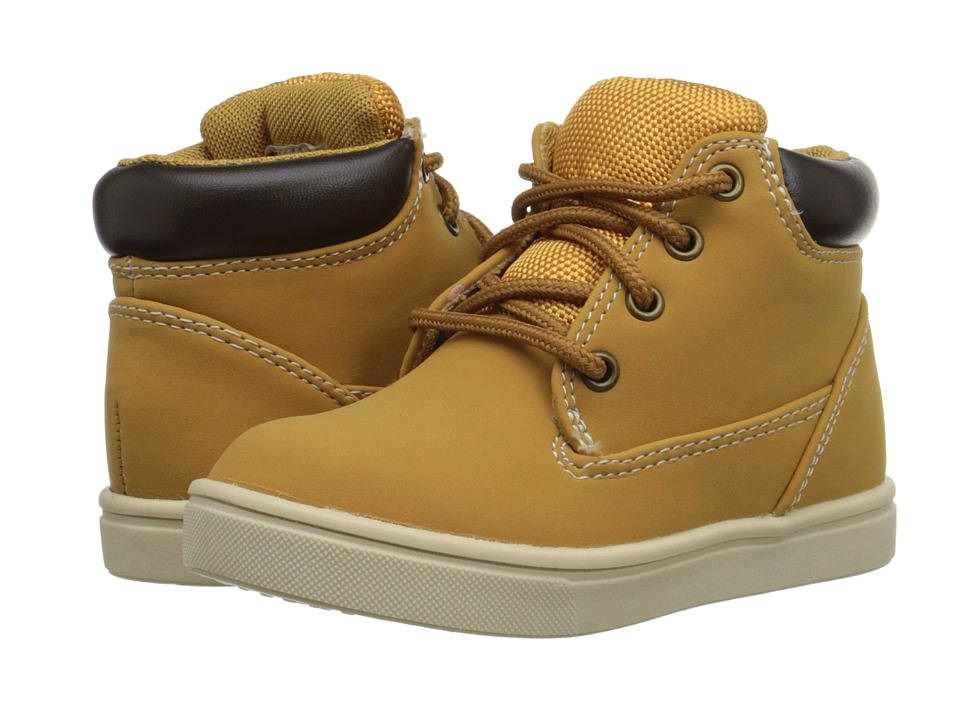 Elements by Nina Kids - Lee (Toddler/Little Kid) (Wheat) Boys Shoes