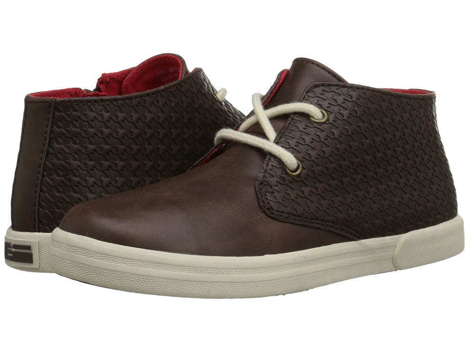 Elements by Nina Kids - Darrion (Little Kid/Big Kid) (Brown) Boys Shoes