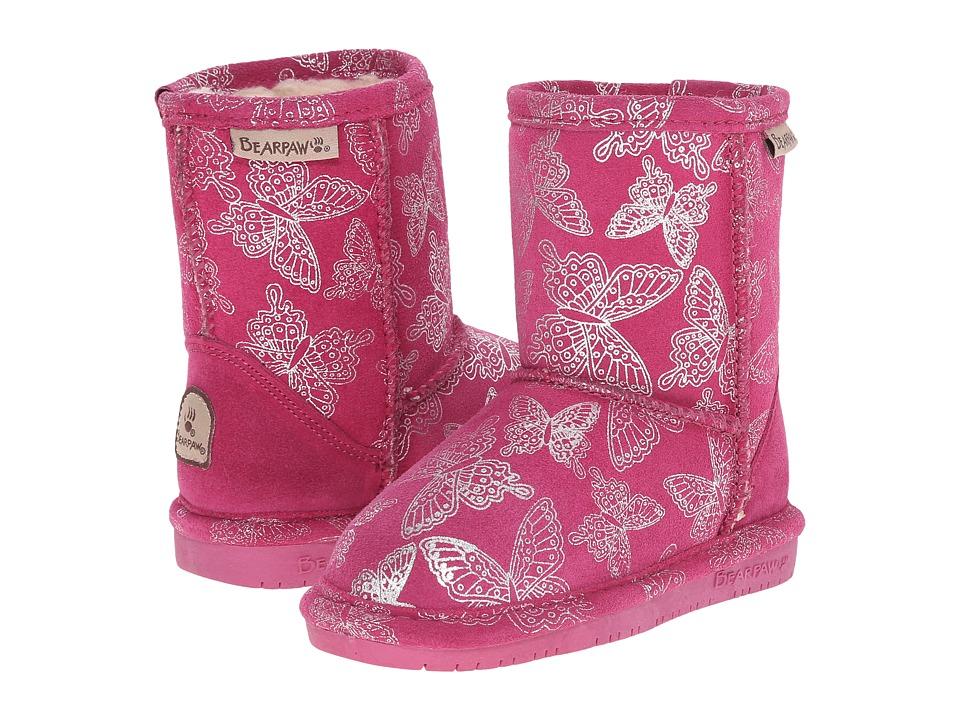 Bearpaw Kids - Belle (Toddler/Little Kid) (Pomberry) Girls Shoes