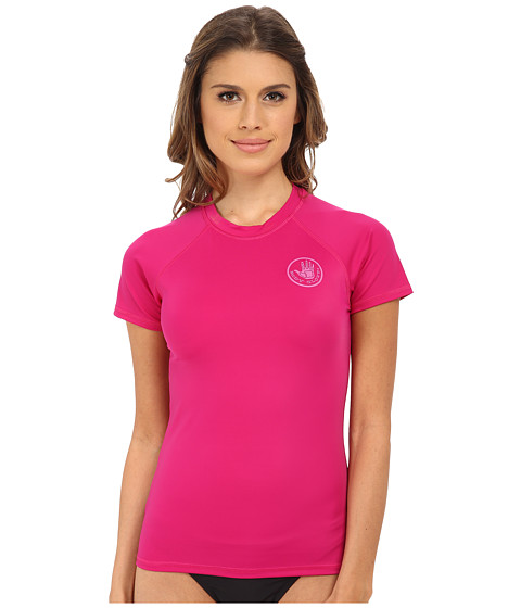 Body Glove - Smoothies In Motion Rashguard (Azalea) Women