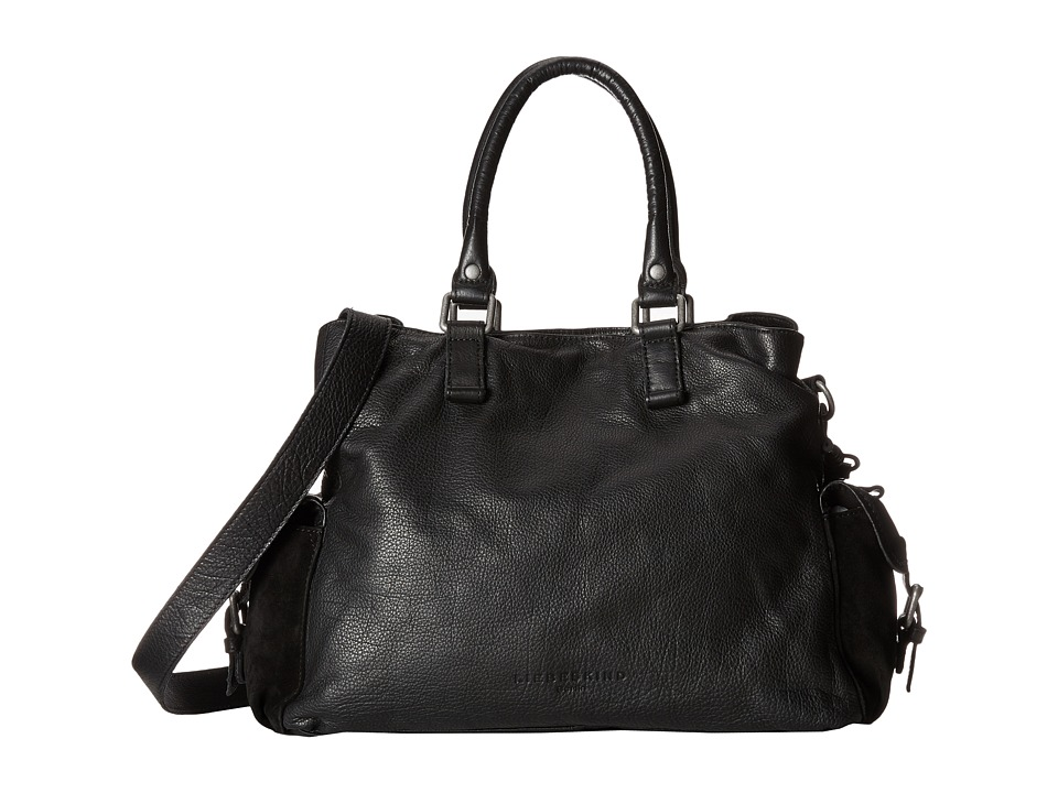 Liebeskind - Paige (Black) Handbags
