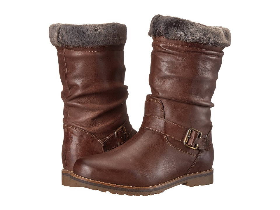 Eric Michael - Boise (Brown) Women's Pull-on Boots