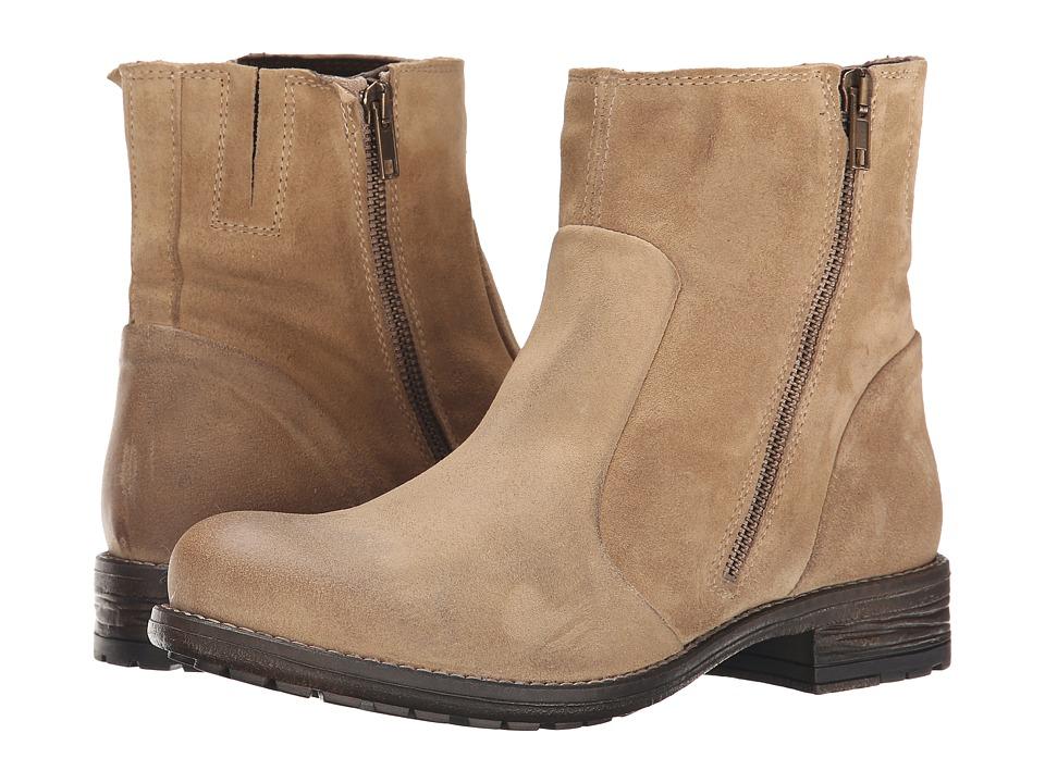 Eric Michael - Hoboken (Taupe) Women's Zip Boots