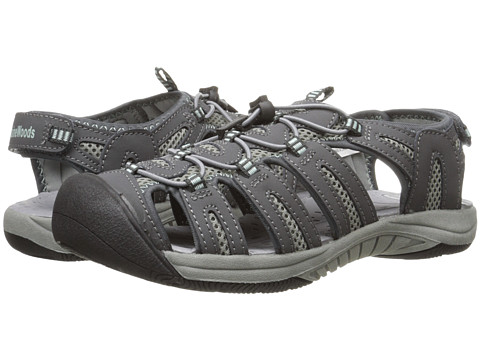 Maine Woods - Bonnie (Grey) Women's Sandals