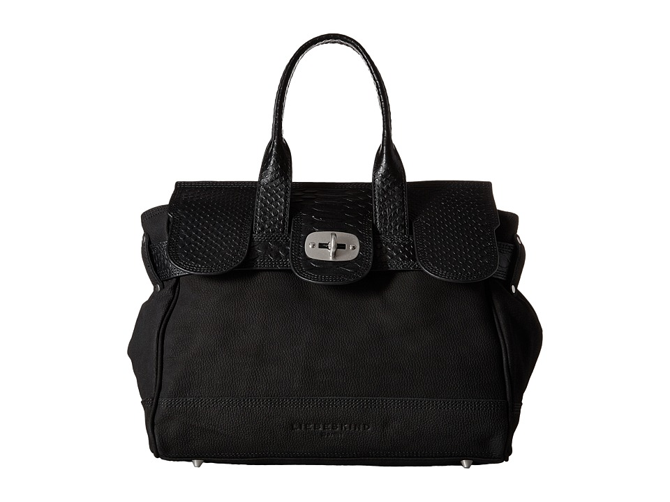 Liebeskind - Gloria (Black) Handbags