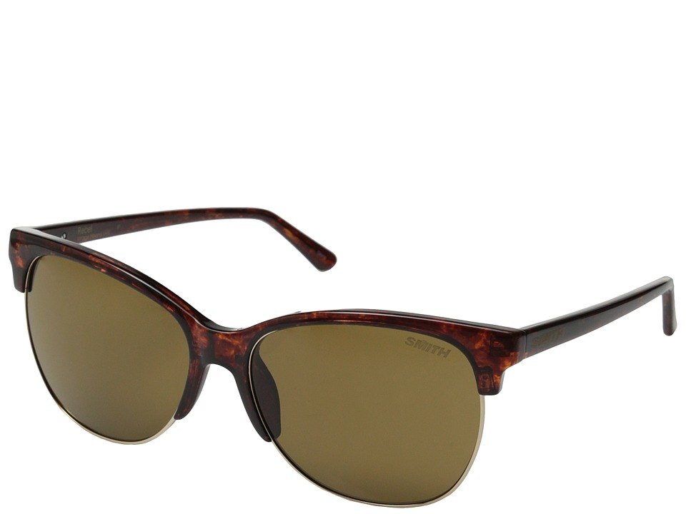 Smith Optics - Rebel (Vintage Havana/Brown Carbonic TLT Lenses) Fashion Sunglasses
