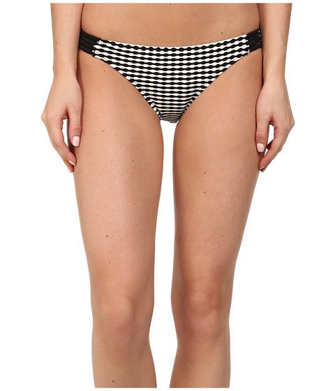 Body Glove - In Vogue Flirty Surfrider Bottom (Black) Women's Swimwear