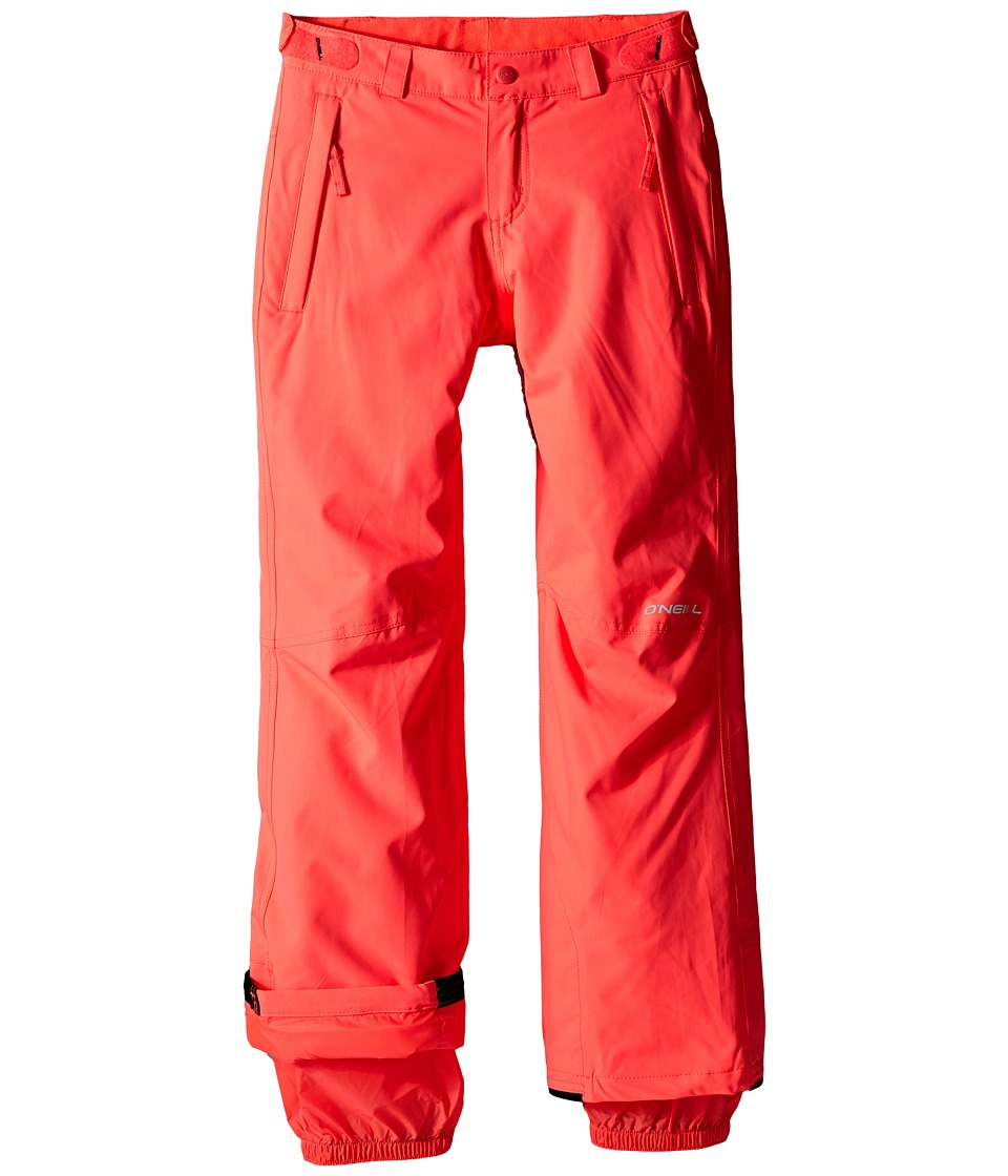 O'Neill Kids - Charm Pants (Little Kids/Big Kids) (Neon Tangerine) Kid's Casual Pants