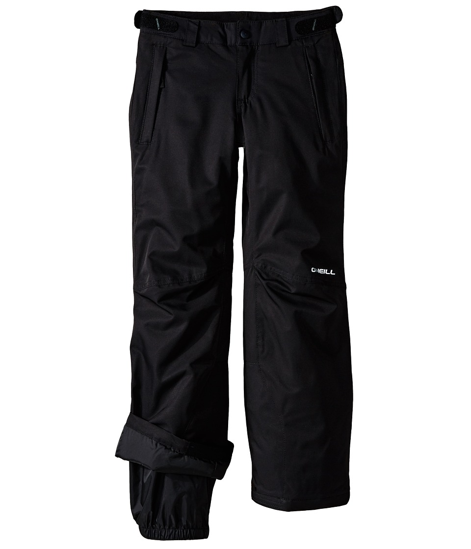 O'Neill Kids - Charm Pants (Little Kids/Big Kids) (Black Out) Kid's Casual Pants