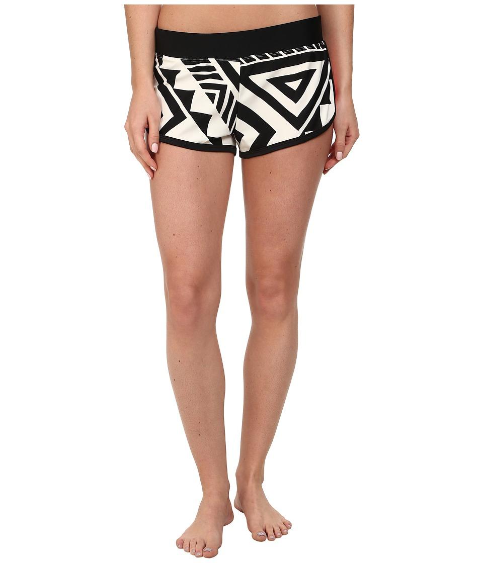 Body Glove - Kalani Pulse Shorts (Black) Women's Swimwear