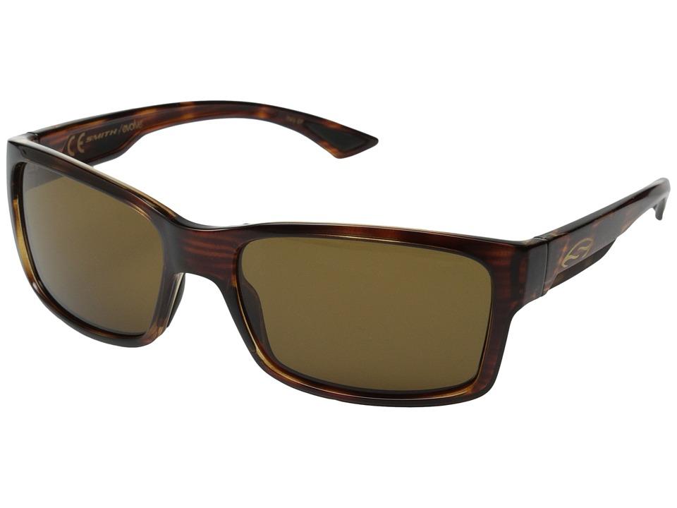 Smith Optics - Dolen (Havana/Polar Brown Chromapop Lenses) Sport Sunglasses
