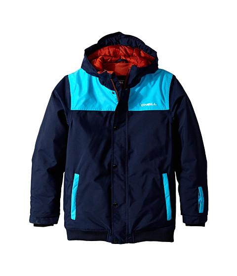 O'Neill Kids - Baller II Jacket (Little Kids/Big Kids) (Ink Blue) Kid's Coat