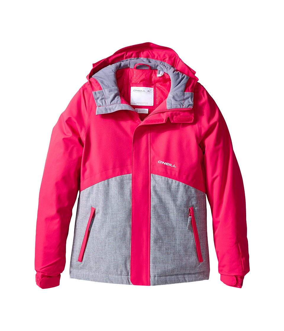 O'Neill Kids - Coral Jacket (Little Kids/Big Kids) (Virtual Pink) Kid's Coat