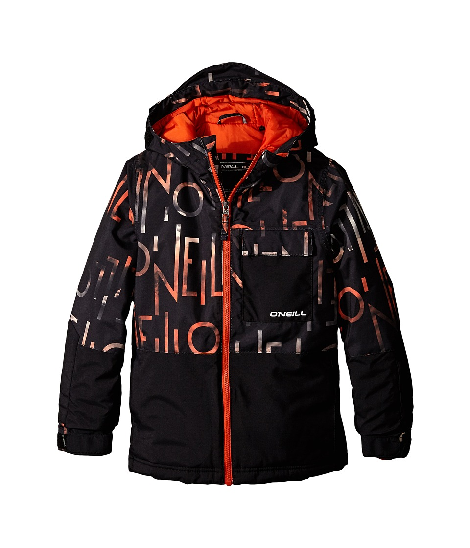O'Neill Kids - Hubble Jacket (Little Kids/Big Kids) (Black) Kid's Coat