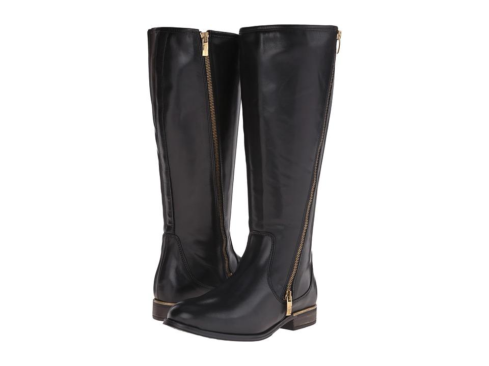 Eric Michael - Newton (Black) Women's Zip Boots