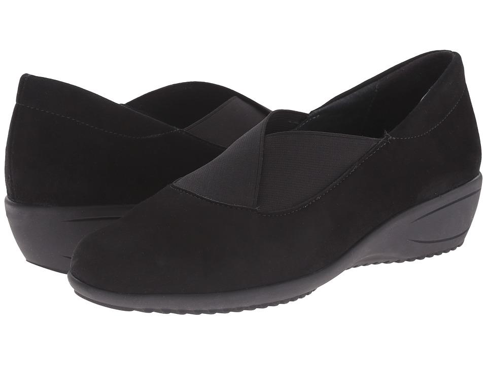 ara Lael (Black Suede) Women