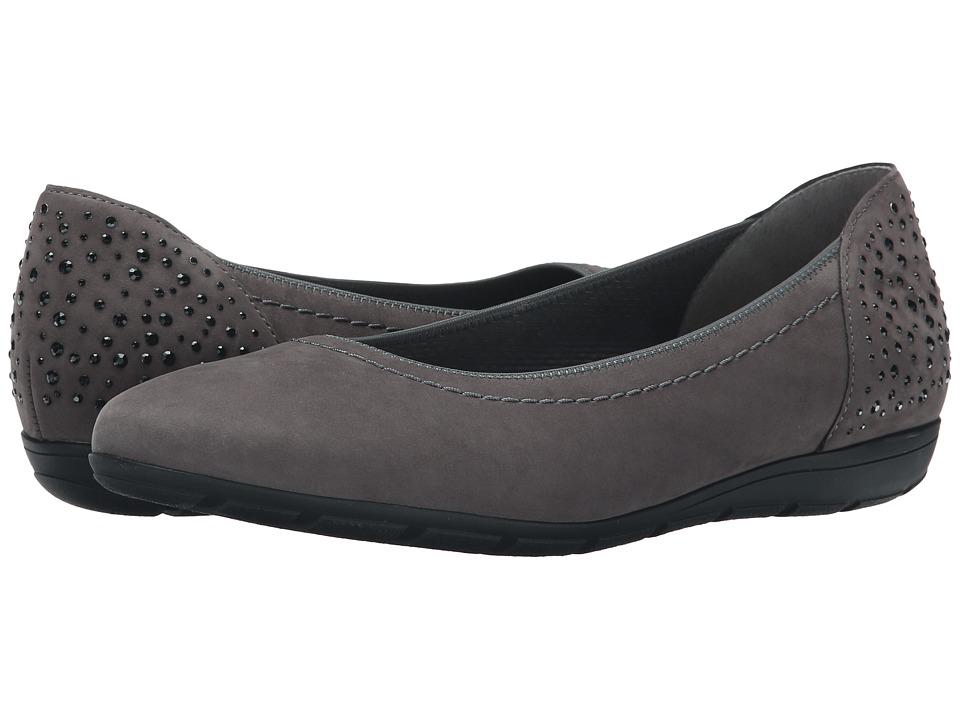 ara - Percy (Street Nubuck) Women's Slip on Shoes