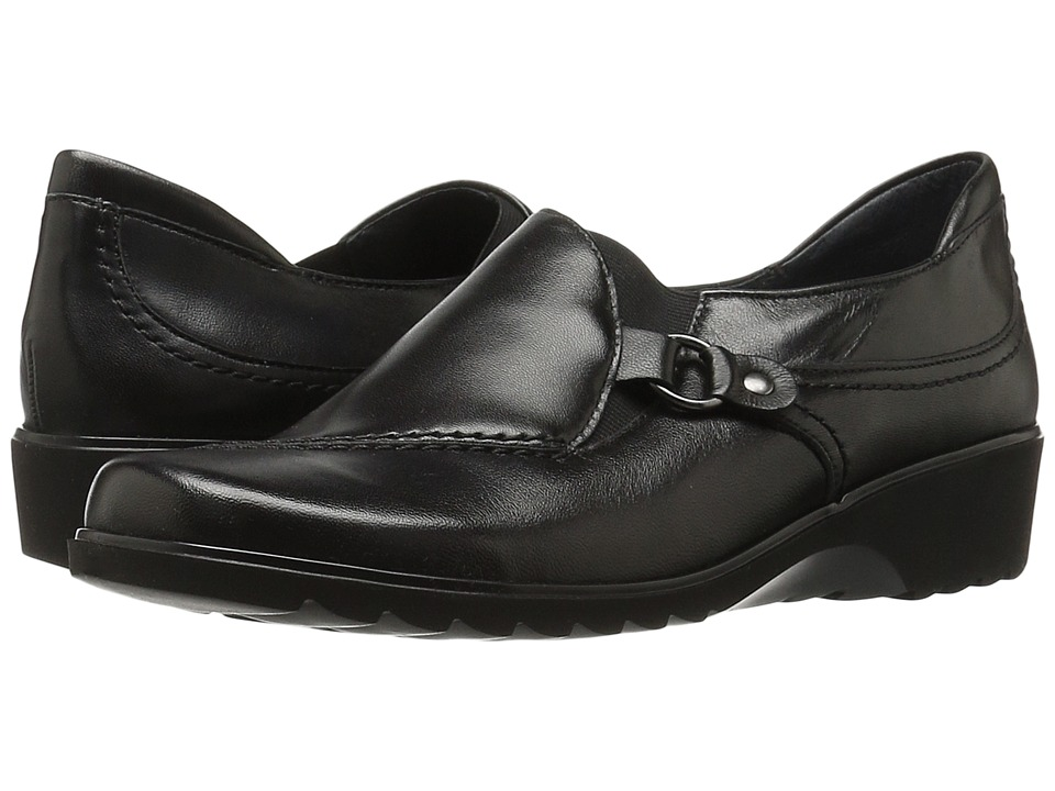 Image of ara - Andrea (Black Leather) Women's Shoes