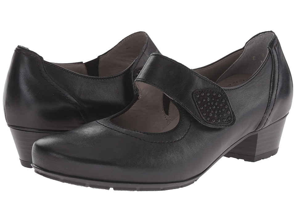 ara - Nichols (Black Calf) Women's Shoes
