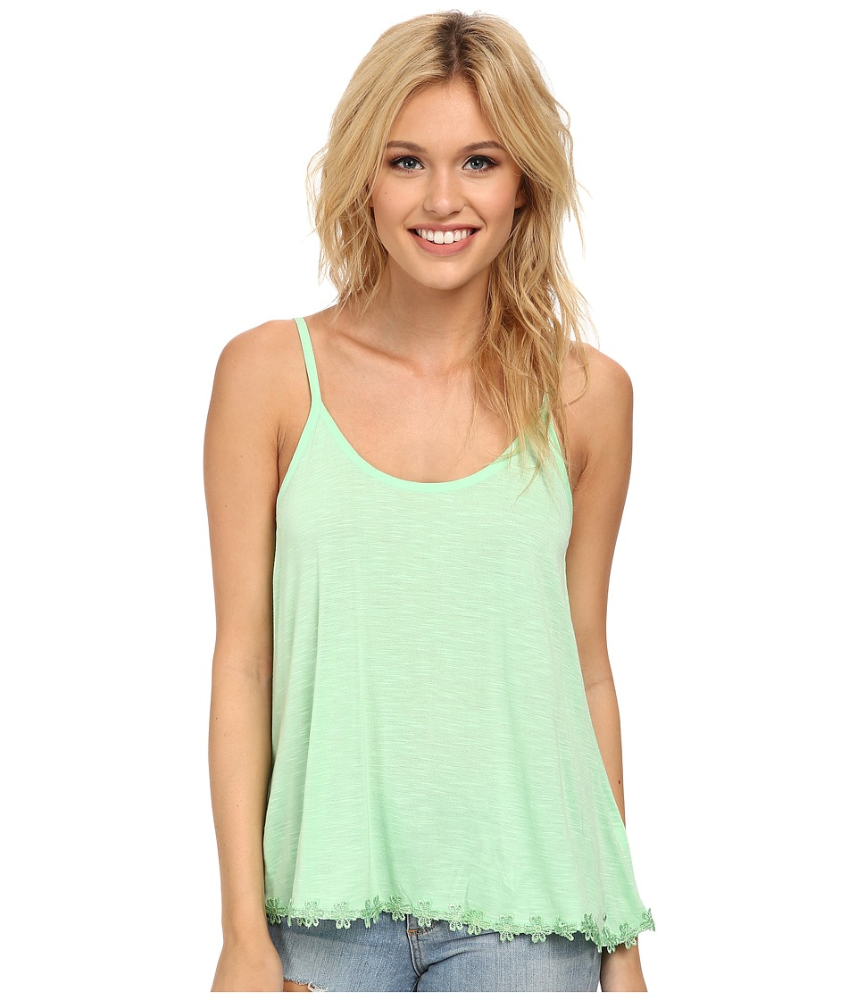 Element - Wisp Tank Top (Mint) Women's Sleeveless