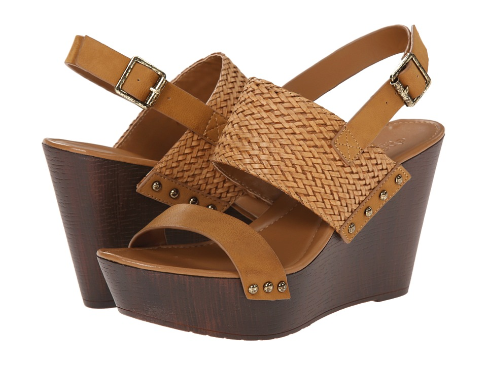 Charles by Charles David Isola (Light Brown Leather) Women