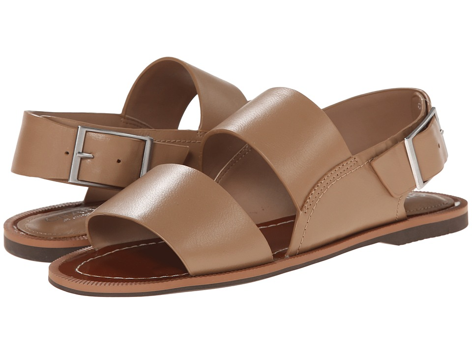 Charles by Charles David - Ava (Nude Leather) Women's Sandals