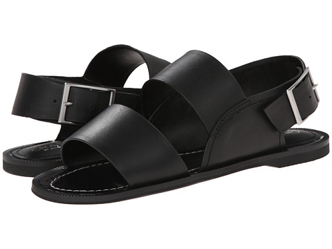 Charles by Charles David - Ava (Black Leather) Women's Sandals