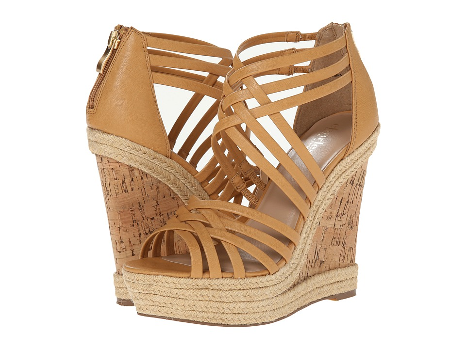 Charles by Charles David - Gina (Nude) Women's Wedge Shoes