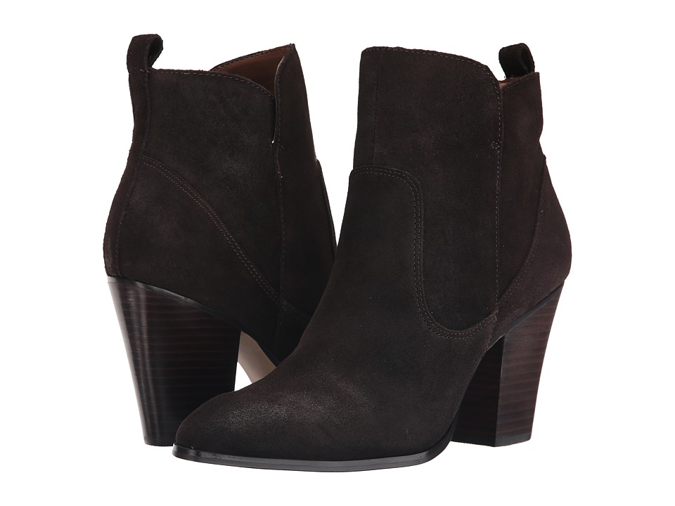 Donald J Pliner - Sesso (Dark Brown Suede) Women