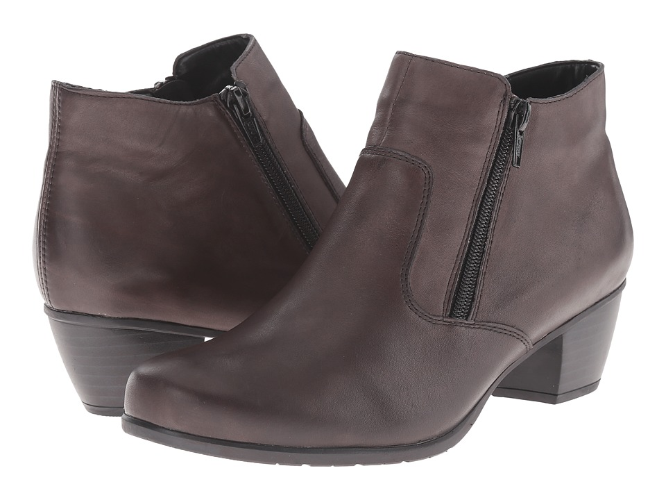 Rieker - R9185 (Graphit Cristallino) Women's Dress Boots