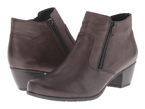 Rieker - R9185 (Graphit Cristallino) Women's Dress Boots