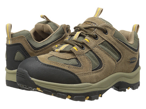 Nevados - Boomerang II Low (Brown/Olive/Yellow) Men