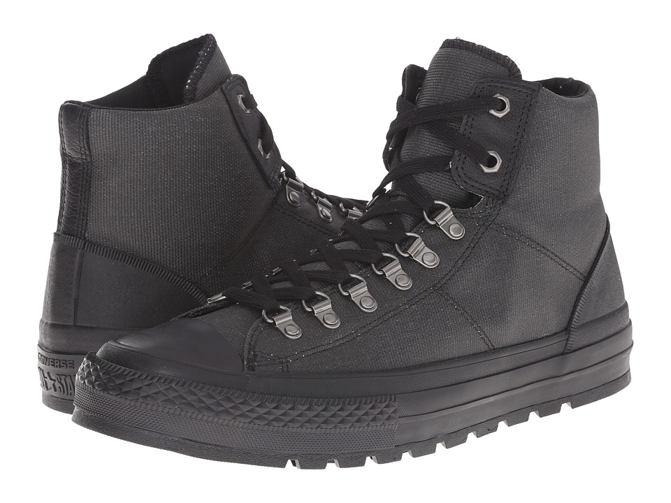 Converse Chuck Taylor(r) All Star(r) Street Hiker (Black/Black/Black) Men