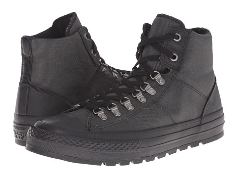 Converse - Chuck Taylor All Star Street Hiker (Black/Black/Black) Men