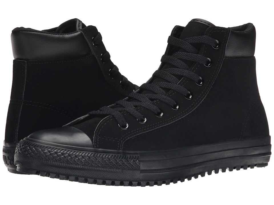 Converse - Chuck Taylor All Star Boot PC (Black/Black) Men's Classic Shoes