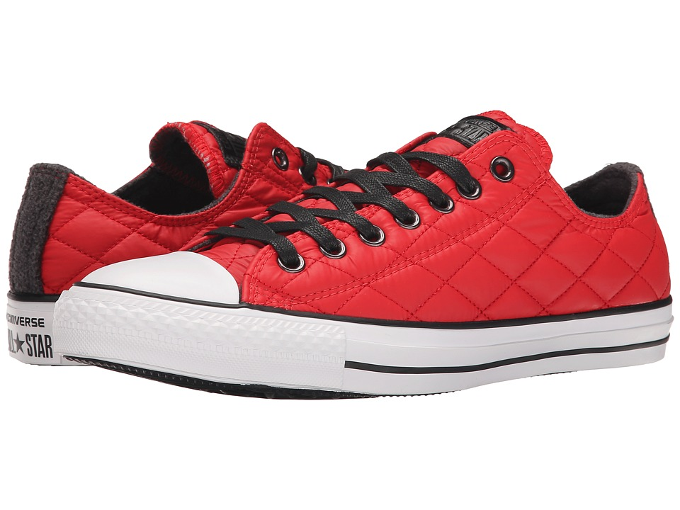 Converse - Chuck Taylor All Star Quilted Ox (Casino/Black/White) Men's Classic Shoes