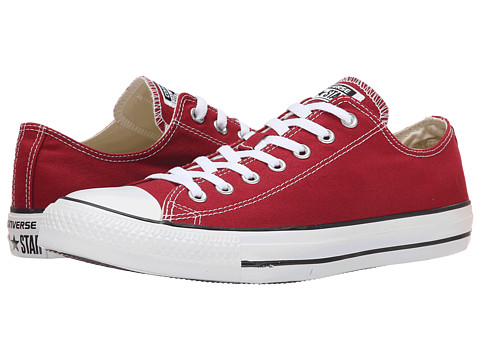 Converse - Chuck Taylor All Star Seasonal Ox (Chili Paste) Athletic Shoes
