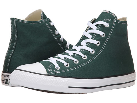Converse - Chuck Taylor All Star Seasonal Hi (Gloom Green) Classic Shoes