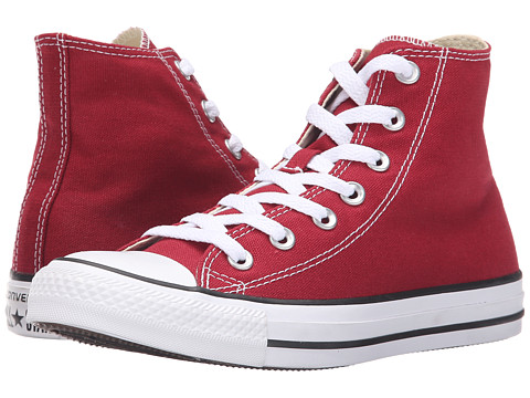 Converse - Chuck Taylor All Star Seasonal Hi (Chili Paste) Classic Shoes
