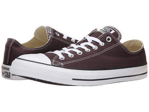 Converse - Chuck Taylor All Star Seasonal Ox (Burnt Umber) Athletic Shoes