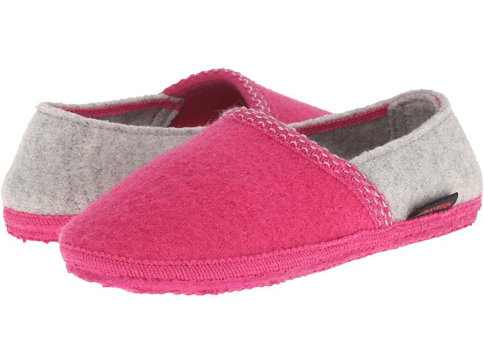 Giesswein - Gretchen (Fuchsia) Women's Slippers