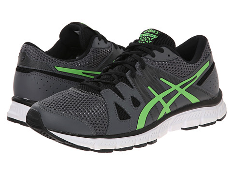 UPC 887749372380 product image for ASICS - Gel-Unifire TR (Charcoal/Green/  ...
