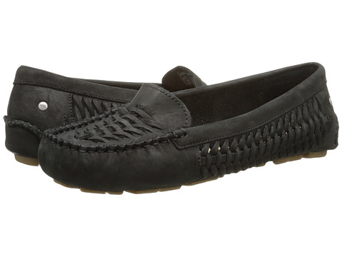 UGG - Clary (Black) Women's Slip on Shoes