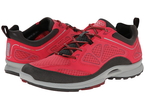 Ecco Performance - Biom Ultra (Dark Shadow/Teaberry/Port) Women