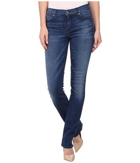 7 For All Mankind - The Modern Straight in Lake Dillon Medium Bright (Lake Dillon Medium Bright) Women's Jeans