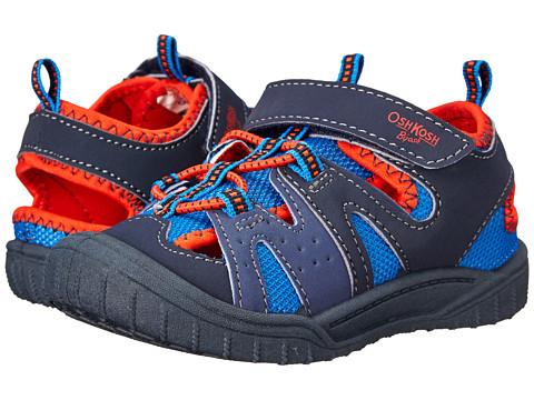 OshKosh - Hava-B (Toddler/Little Kid) (Navy/Red) Boys Shoes