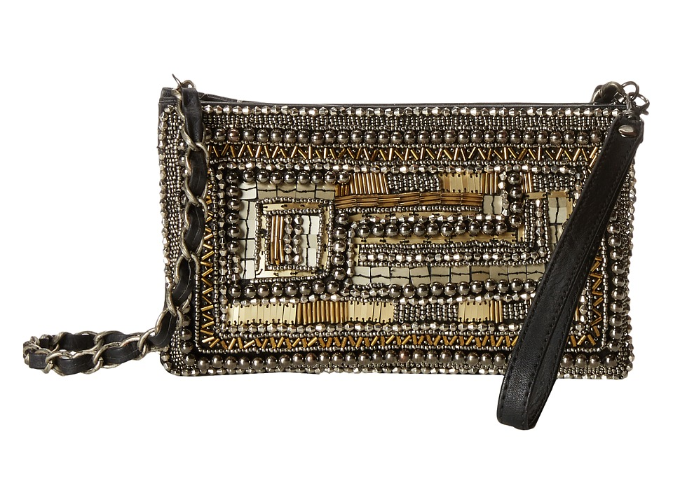 Mary Frances - Amazing (Black Multi) Handbags